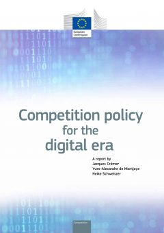 Competition policy for the digital era