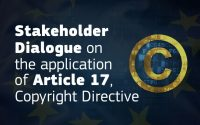 European Commission launches dialogue between platforms and rights holders