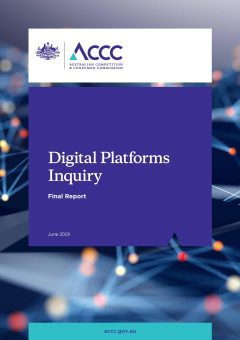 Digital platforms inquiry – Final Report