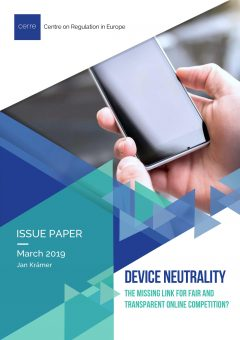 Device Neutrality – The missing link for fair and transparent online competition?