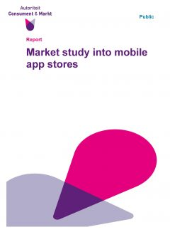 Market study into mobile app stores