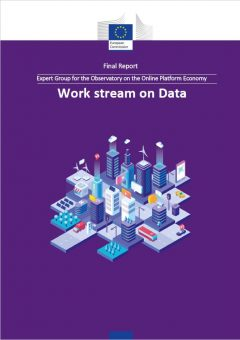 Work stream on Data: Final report