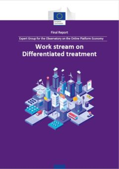 Work stream on differentiated treatment: Final report